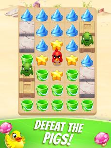 Angry Birds Match Apk MOD (Unlimited Money) 7