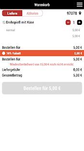 Hot Pizza + Döner Haus for PC-Windows 7,8,10 and Mac apk screenshot 2