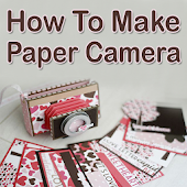 How To Make Paper Camera Video
