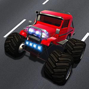 Speed control : truck racing