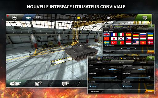 Télécharger Tanktastic 3D tanks  APK MOD (Astuce) screenshots 1