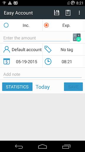 Easy Account
