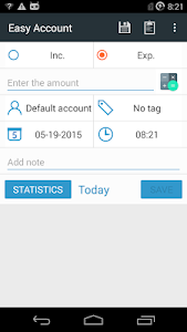 Easy Account v5.0