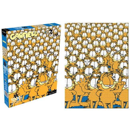 Garfield - Pussel