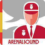 AlertCops Arenal Sound Icon