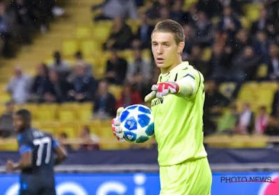 Ethan Horvath, le gardien du Club de Bruges dévoile ses ambitions futures