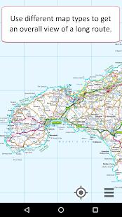 OMN - Outdoor Map Navigator (Unreleased) - náhled