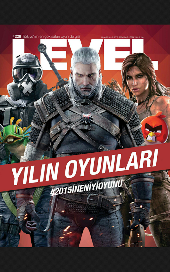 Level Dergisi- screenshot