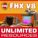 FHX COC V8 icon
