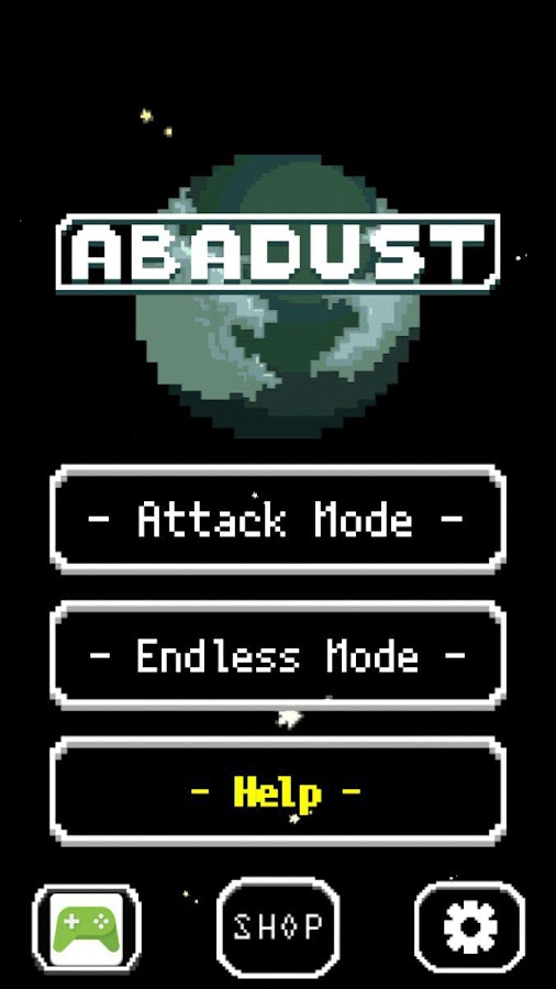 ABADUST- screenshot