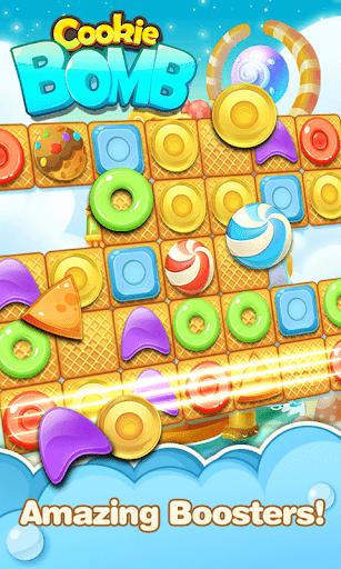 Cookie Bomb!|玩休閒App免費|玩APPs