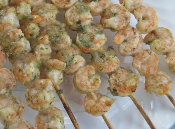 Lime And Cilantro Marinated Shrimp Recipe