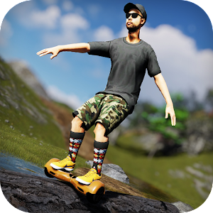 Suv Hoverboard OffRoad Pro for PC and MAC