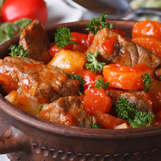 Hearty Paleo Beef and Tomato Stew