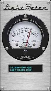Light Meter- screenshot thumbnail