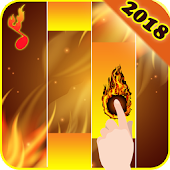 Piano Tiles Fire  2018