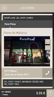 Pura Pizza- screenshot thumbnail