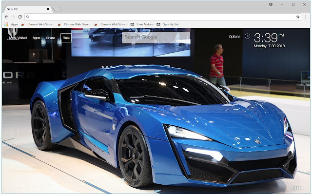 Lykan Hypersport Hd Wallpapers New Tab Themes Hd Wallpapers Backgrounds