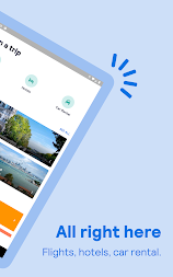 Skyscanner – cheap flights, hotels and car rental APK screenshot thumbnail 16