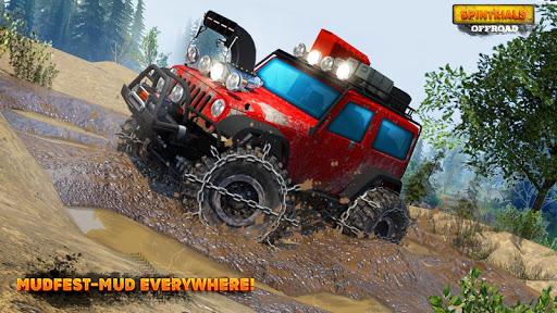 Spintrials Offroad Driving Games screenshots 3