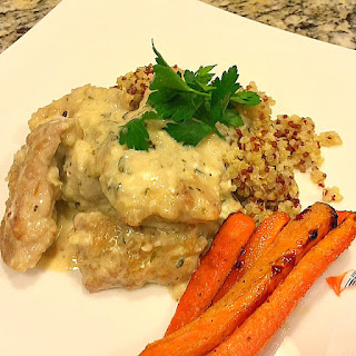 Rosemary Dijonnaise Chicken