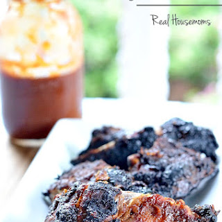 Grilled Ribs.