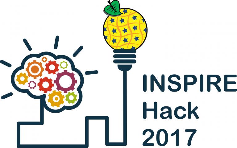 Inspire hack 2017 logo