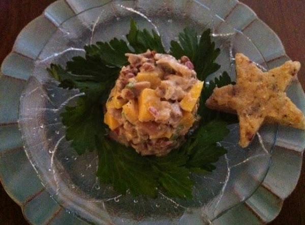 Texas Pecan Chicken Salad Recipe