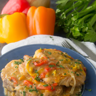 Southern Smothered Pork Chops.