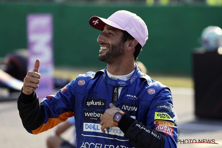 Mclaren zegeviert in Italië! Ricciardo wint in Monza voor Norris en Bottas, Verstappen en Hamilton rijden elkaar naar huis