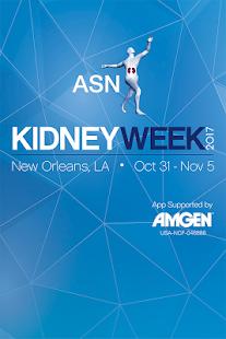 ASN Kidney Week 2017 - náhled