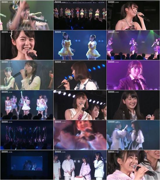 (LIVE)(公演) AKB48 チームB 「ただいま 恋愛中」公演 矢吹奈子 生誕祭 160623