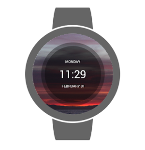 Sky Watch Face- screenshot thumbnail