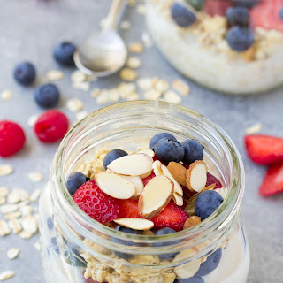 Our Favorite Easy Overnight Oats.