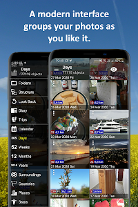 PhotoMap PRO Gallery - Photos, Videos and Trips 9.4.5 (Paid)