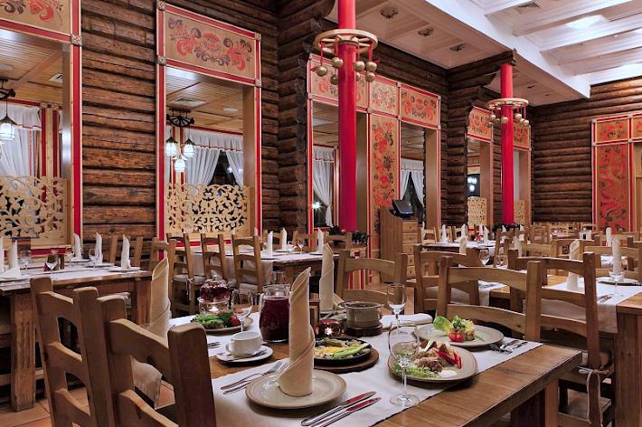 Фото №1 зала Ресторан «Клюква»