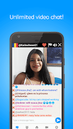 ChatVideo - Meet New People APK screenshot thumbnail 4