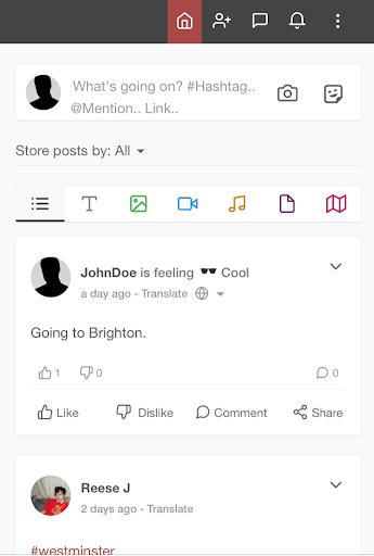 Teenage Chat & Dating screenshots 1