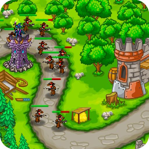 Tower Defense: Kingdom Defend Rush