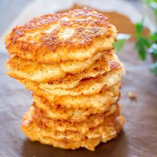 Classic Potato Pancakes.