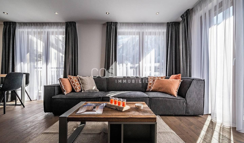 Appartement Argentiere