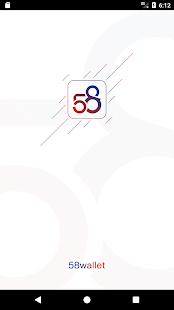 58wallet - náhled
