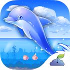 Dolphin Race Show icon