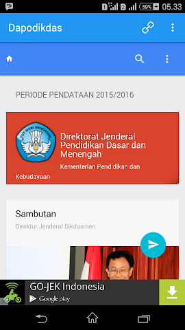 All About Dapodikdas For Android Videos Screenshots Reviews And Similar Apps Knicket Is The