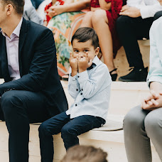 Bryllupsfotograf Richard Konvensarov (konvensarov). Bilde av 22.05.2019