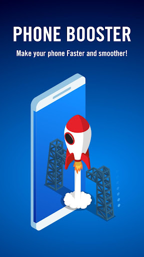 Phone Booster Pro - Memory Cleaner & Security