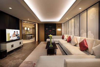 Ascott Riverside Garden Apartments, Chaoyang