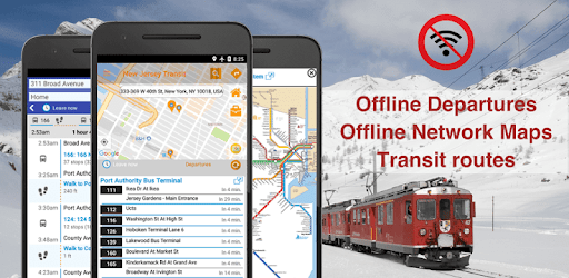 New Jersey Transit: Offline NJ departures & maps - Apps on Google Play