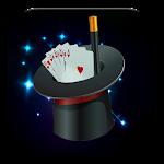 Card Magic Trick New Icon