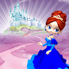 Run Run Run Girl Royal Princess Game icon